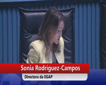 Inauguración da Xornada sobre sustentabilidade financeira e reforma das entidades locais  - Xornada sobre sustentabilidade financeira e reforma das entidades locais